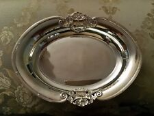 Titanic Olympic Class White Star Line Silver Serving Bowl Elkington Collectible