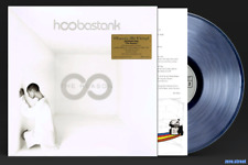 HOOBASTANK The Reason LP on CLEAR VINYL New #'d /1500