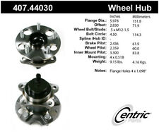 Wheel Bearing and Hub Assembly-Premium Hubs Rear fits 11-19 Toyota Sienna