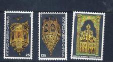 Cyprus – Christmas 1980 (F130) – Free postage