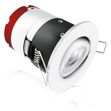 Aurora Mpro 2 Adjustable Led Downlight Dimmable  IP65 complete with Bezel