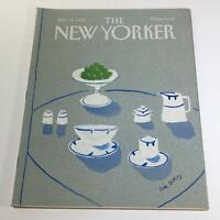 The New Yorker: January 14 1985 Full Magazine/Theme Cover Eve Olitsky