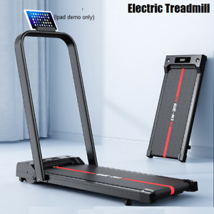 Electric Treadmill Remote Control LCD Running Walking Pad Home Gym Fitness