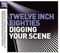Various Artists - Twelve Inch 80s: Digging Your Scene / Various [New CD] UK - Im