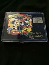JEFF GORDON 1997 WINSTON CUP CHAMPION COLLECTOR PIN SET LIMITED EDITION OF 5000