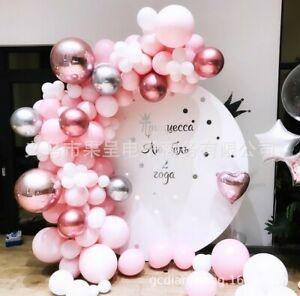 Balloon Arch Garland Kit Set Birthday Wedding Baby Shower Party Decorations 109P