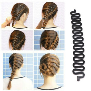 NEW ARRIVAL HAIR ACCESSORIES FOR GIRL HAIR BRAIDING  BRAIDER TWIST STYLING TOOLS