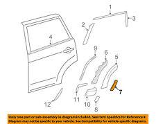 TOYOTA OEM 06-12 RAV4 Exterior-Rear-Flare Tape Left 759880R010