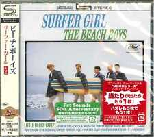 BEACH BOYS-SURFER GIRL-JAPAN SHM-CD BONUS TRACK D50