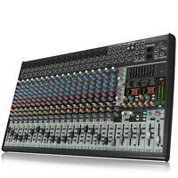 BEHRINGER SX2442FX 24-Channel Recording Console SX-2442FX + Full Warranty