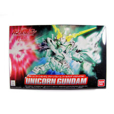SD Gundam BB RX-0 Unicorn Model Kit Movie Limited Green Frame Pearl Clear Ver.