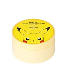[TONYMOLY] Pokemon Pikachu Honey Moisture Cream 300ml Direct USA shipping