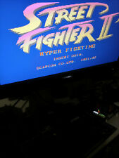 STREET FIGHTER 2 HYPER FIGHTING CPS1 ORIGINAL JAPAN ARCADE A BOARD CAPCOM