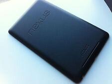 Original Asus Google Nexus 7 1 1st Gen Back cover Rear housing Replacement Part