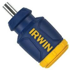Irwin Tools 4935586 8-in-1 Multi-Tool Stubby Screwdriver Nutdriver
