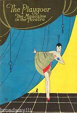 "Barbara Stanwyck ""BURLESQUE"" Hal Skelly / Marjorie Main 1928 Chicago Program"