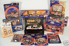 HUGE LOT/collection of 1:24/43/64 TONY STEWART #20&#44