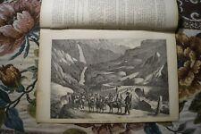 1881 neue Welt 21 Val Tremola Emilie Ringseis St Gotthard Eberwurz Winterlinde