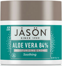 Jason Organic Soothing Aloe Vera 84 Cream 113g Paraben