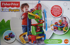 Mattel® Fisher-Price Little People Hochhausrennbahn Neu/OVP