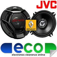 """Renault Clio 1998-05 MK2 JVC 5.25"""" 13cm 520 Watts Front Door Car Speaker Upgrade"""