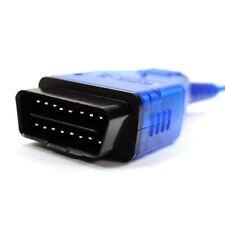 FTDI  ch340 VAG COM KKL 409.1 OBD2 K-Line KWP2000 ISO9141 USB