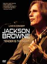 Jackson Browne: Tender Is the Night DVD NEW