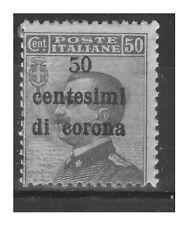TRENTO E TRIESTE   1919 -   Cent. 50   NUOVO **