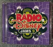 Radio Disney Jams 9 CD 2007 (a34) Walt Disney Pop Children's