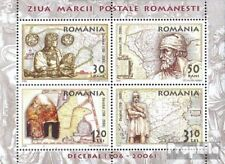 Romania Block382 (complete.issue.) unmounted mint / never hinged 2006 Day the St