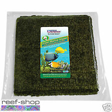 New listing Fish Food Marine Algae Ocean Nutrition Green 150 gram 50 sheets Free Usa Ship