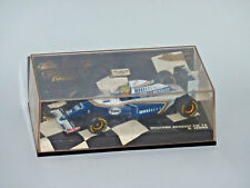 Minichamps SCALA 1/43 F1 WILLIAMS RENAULT FW16 #2 AYRTON SENNA IN SCATOLA