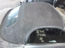 CONVERTIBLE ROOF ASSY PORSCHE BOXSTER 986 1996 TO 2004HOOD & WARRANTY - 11451405