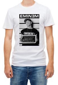 Eminem Slim Shady Rap Cool FunT-shirt Short Sleeve Fashion For Men's K835