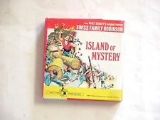 Disney''s Island of Mystery S8 B&W Silent Movie