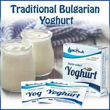 Yogurt Starter Culture Natural Homemade Greek Style Yoghurt 10 Sachets.