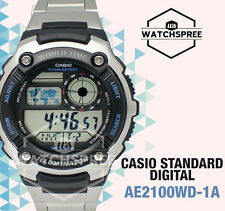 Casio Sporty Digital Series Watch AE2100WD-1A