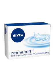 Nivea Creame Soft Care Soap 100g MADE IN GERMANY