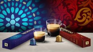 Nespresso Limited Edition Cafe Venezia Cafe Istanbul SOLD OUT