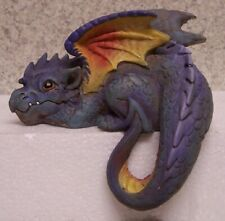 Figurine Medieval Dragon decorative novelty shelf desk mantel sitter NEW