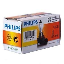 H8 Philips Car Bulbs 100% OE,  Part Number 12360C1