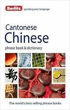 Berlitz Cantonese Chinese Phrase Book and Dictionary (Chinese Edition), Berlitz