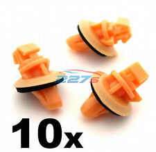 10x Lower Side Moulding Clips & Wheel Arch Trim Clips Toyota Land Cruiser Prado