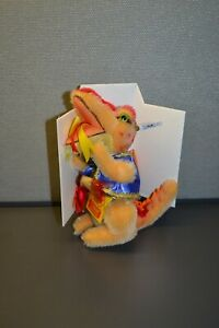 Steiff Golden Age of the Circus Fire Eater Dragon with Box - New Old Stock