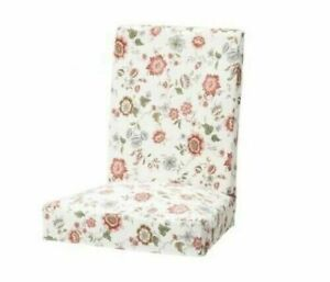 NEW IKEA  HENRIKSDAL Chair COVER - Videslund Multicolour: 203.999.37 -UK PUP10