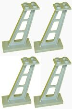 Missing Lego Brick 4476 OldGray x 4 Support 2 x 4 x 5 Stanchion Inclined