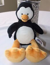 "NEW *NWT* Mary Meyer Penguin Plush  Toy 11"" ~ Cute GIFT"