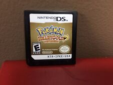 ** Pokemon: HeartGold Version (Nintendo DS, 2010) Cart Only - Tested - US Seller