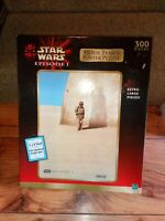 Star wars episode 1 300 JIGSAW 2 X 3 FT HASBRO LUCASFILM POSTER PUZZLE 1999 NEW