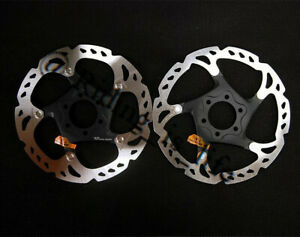 New Shimano XT RT76 / XT RT86 Ice-Tech 6-Bolt Disc Rotor 160MM/180MM/203MM
